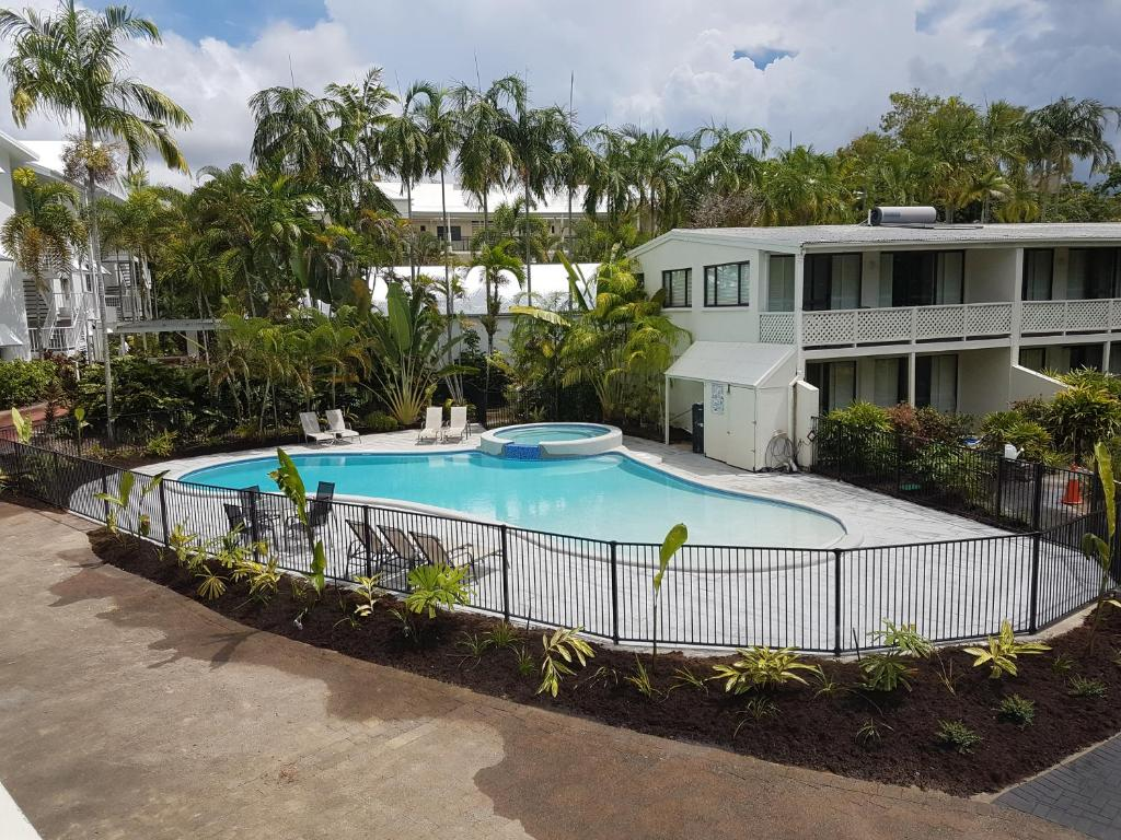 The swimming pool at or near Beachfront Terraces Exclusive Onsite Reception and Management