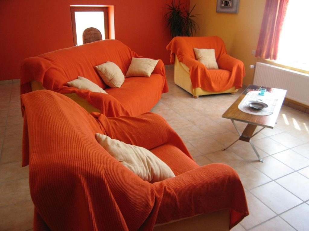 Quaint Apartment in Ondenval with Terrace
