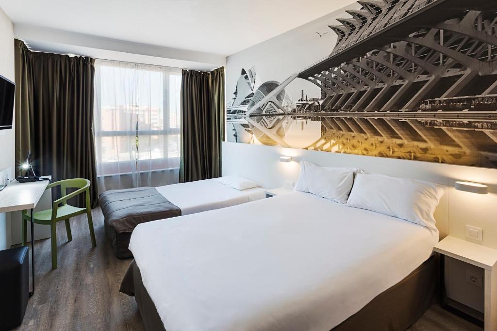 B B Hotel Valencia Ciudad De Las Ciencias Valencia Bijgewerkte Prijzen 2021