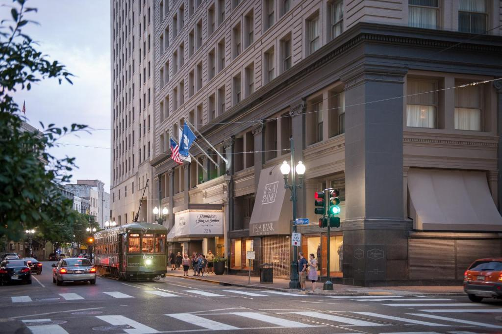 Hampton Inn Downtown French Quarter Area New Orleans Updated 2021 Prices