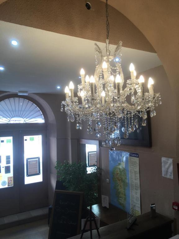 Hotel Restaurant L'Europe Saint-Florent, France