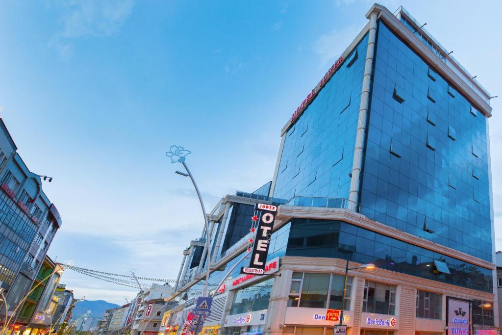 Cavusoglu Tower Hotel