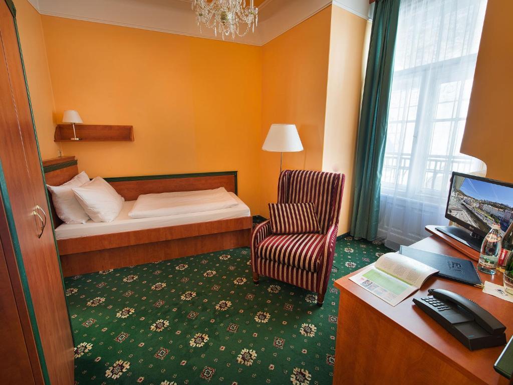EA Hotel Jessenius Karlovy Vary, Czech Republic