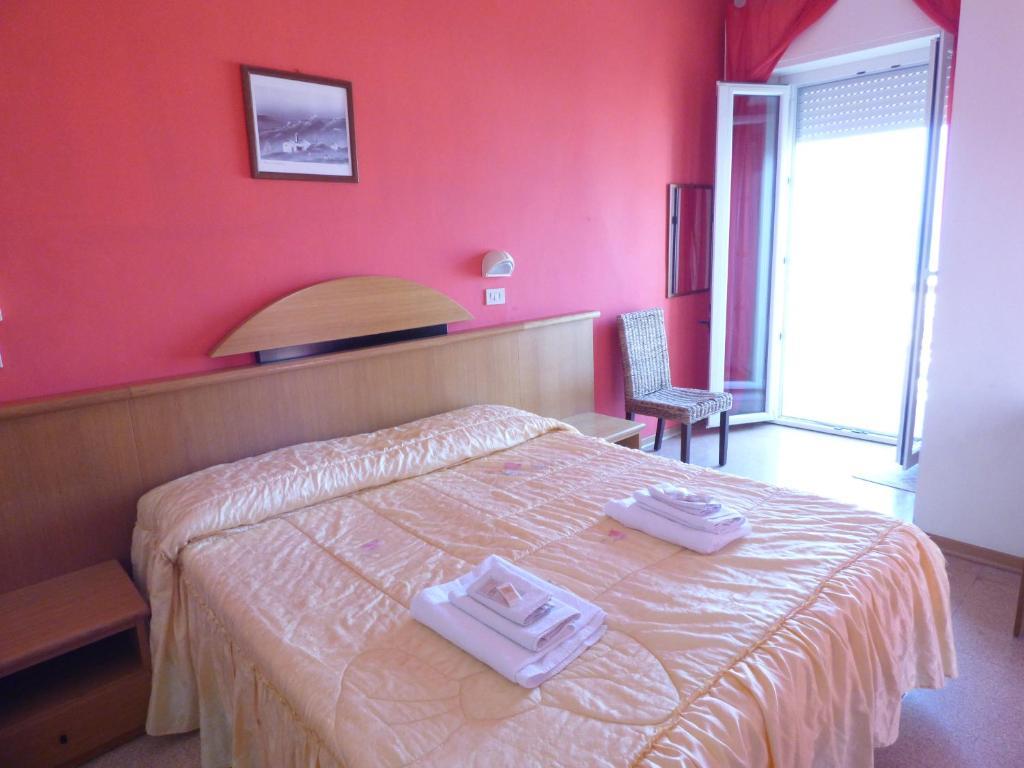Consul Hotel Rimini, Italy