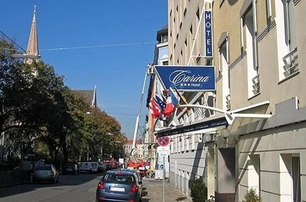 Hotel Carina Vienna, Austria