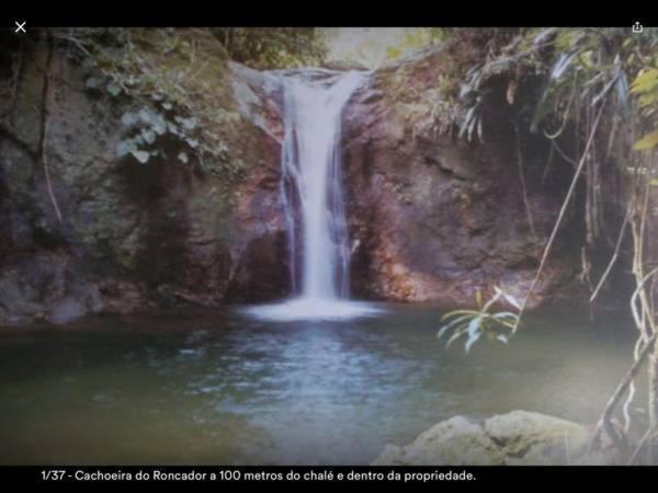 Chale Cachoeira do Roncador (Wi-Fi)