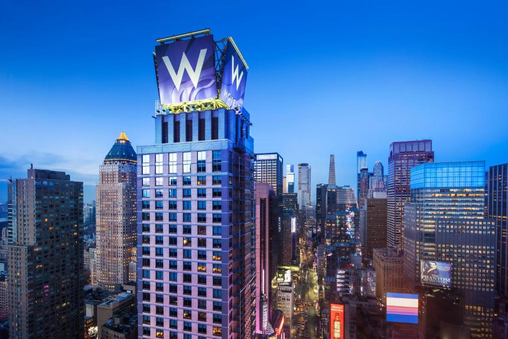 W New York - Times Square, New York – Updated 2020 Prices