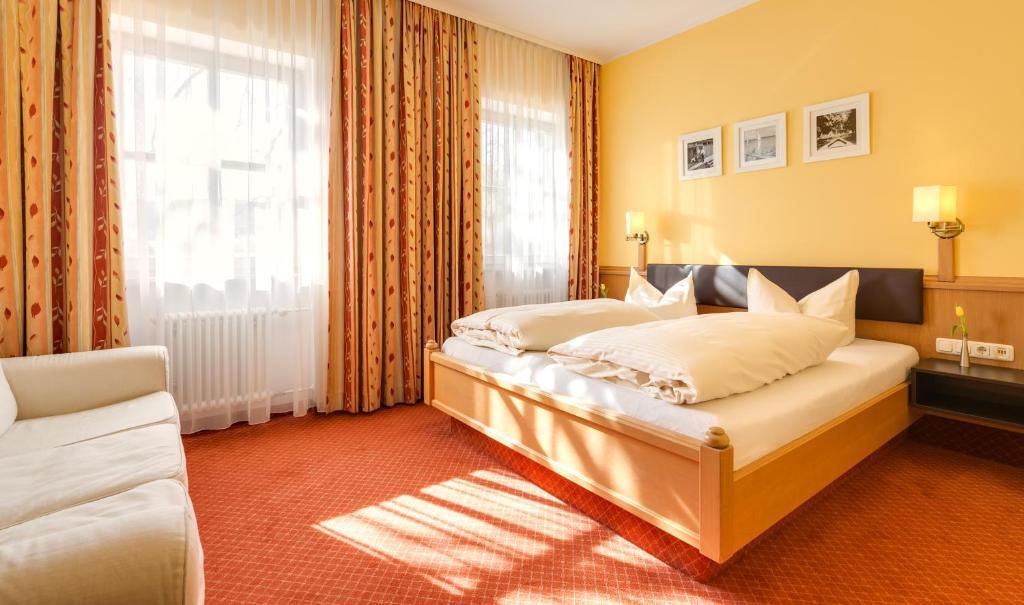 Hotel Seehof Herrsching am Ammersee, Germany