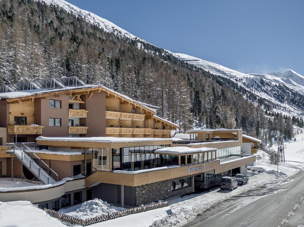 4 Sterne Superior Muhle Resort 1.900 Obergurgl-Hochgurgl Obergurgl, Austria