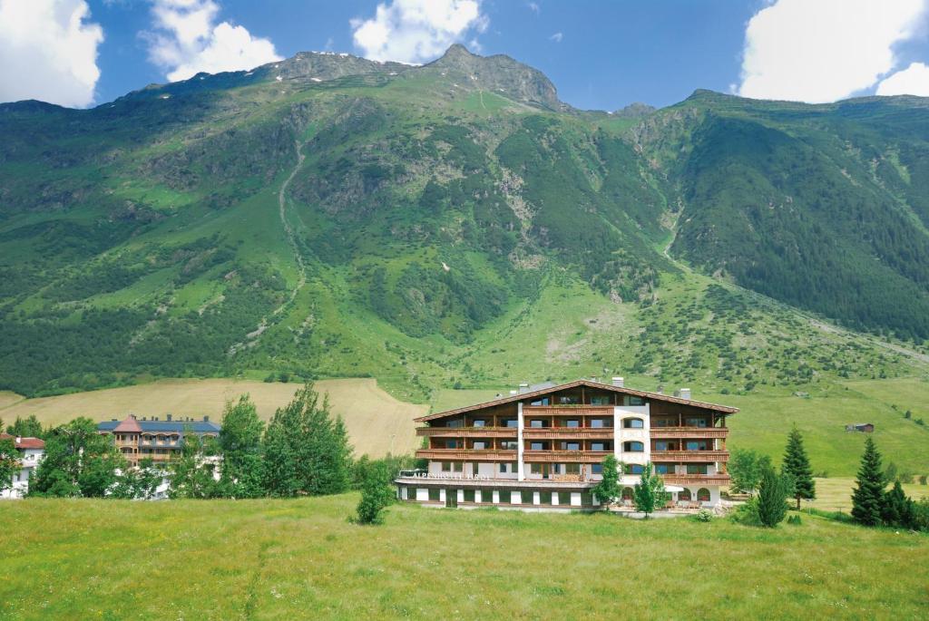 Alpenhotel Tirol Galtur, Austria