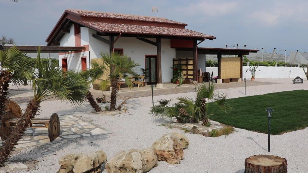 Casa Mattia - B&B in Legno & Paglia