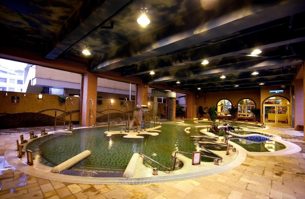 礁溪川湯春天溫泉飯店
