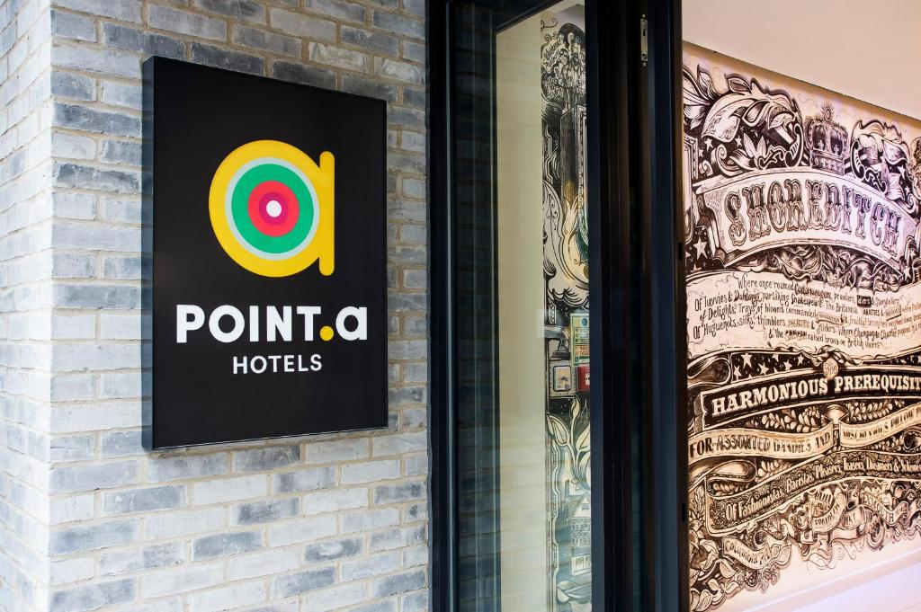 Point a Hotel London Shoreditch
