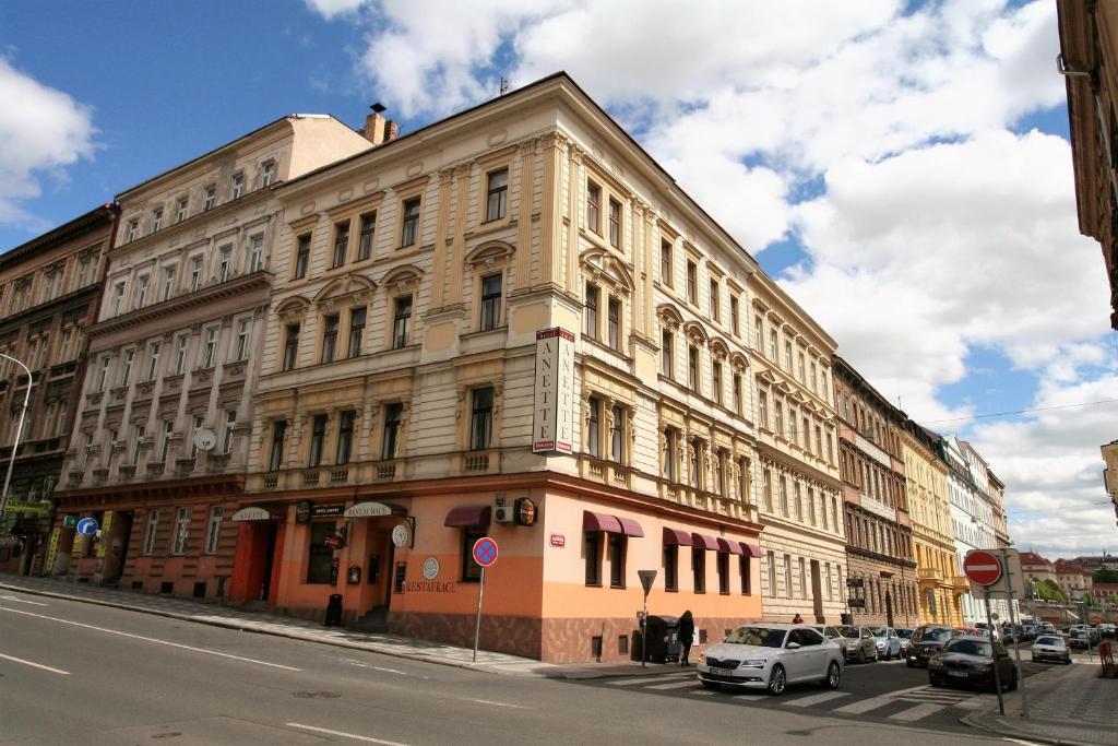 Anette Hotel Prague, Czech Republic