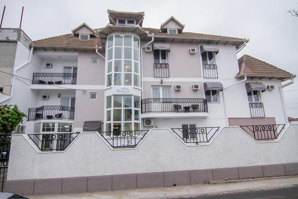 Hotel MaRailiS Mangalia Mangalia, Romania