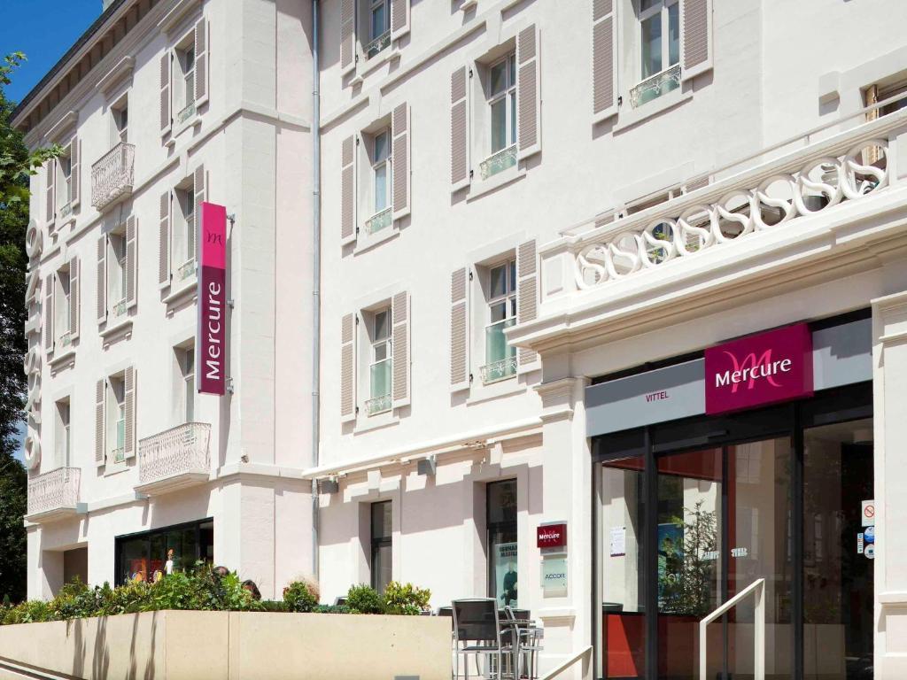 Hotel Mercure Vittel Vittel, France