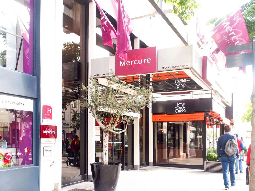 Mercure Angers Centre Gare Angers, France