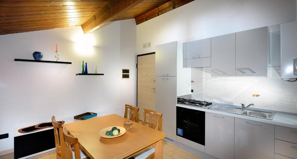 Cucina o angolo cottura di Sotto le mura