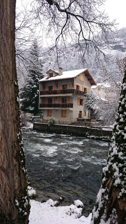 La Capelette during the winter