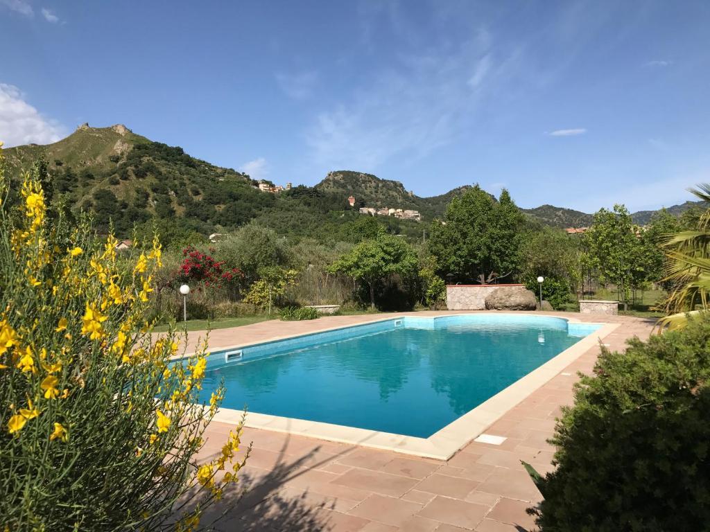 Villa Uliveto Francavilla Di Sicilia Italy Booking Com