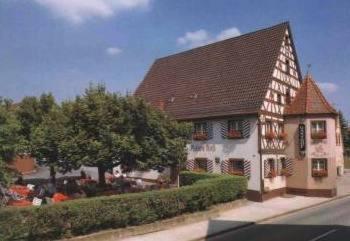 Hotel-Gasthof Rotes Ross Heroldsberg, Germany