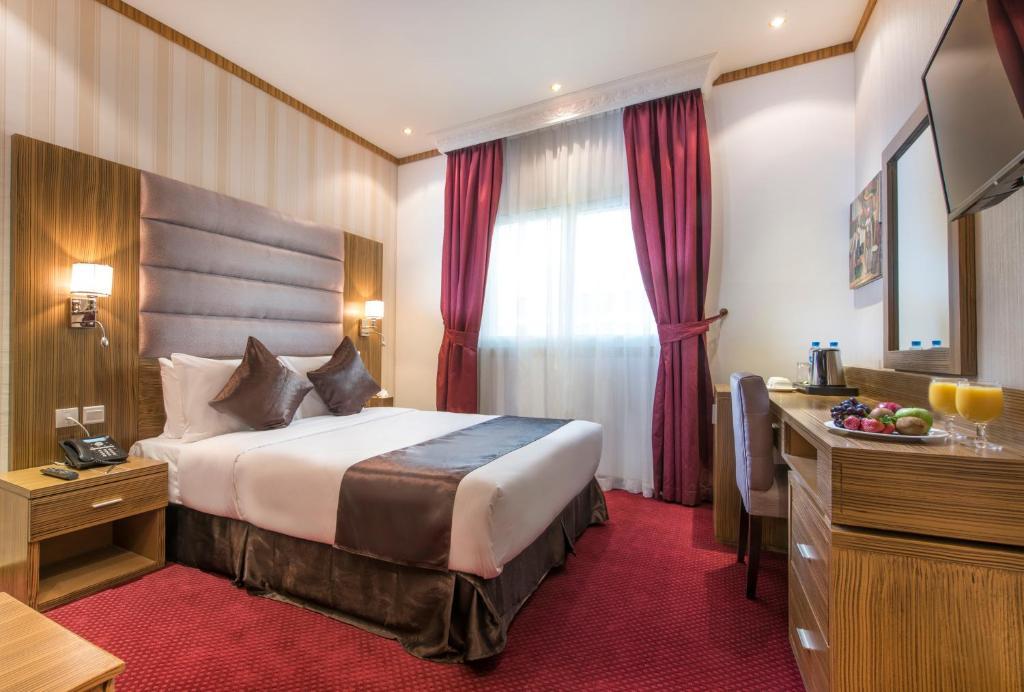 отель al farej hotel 3 дубай оаэ