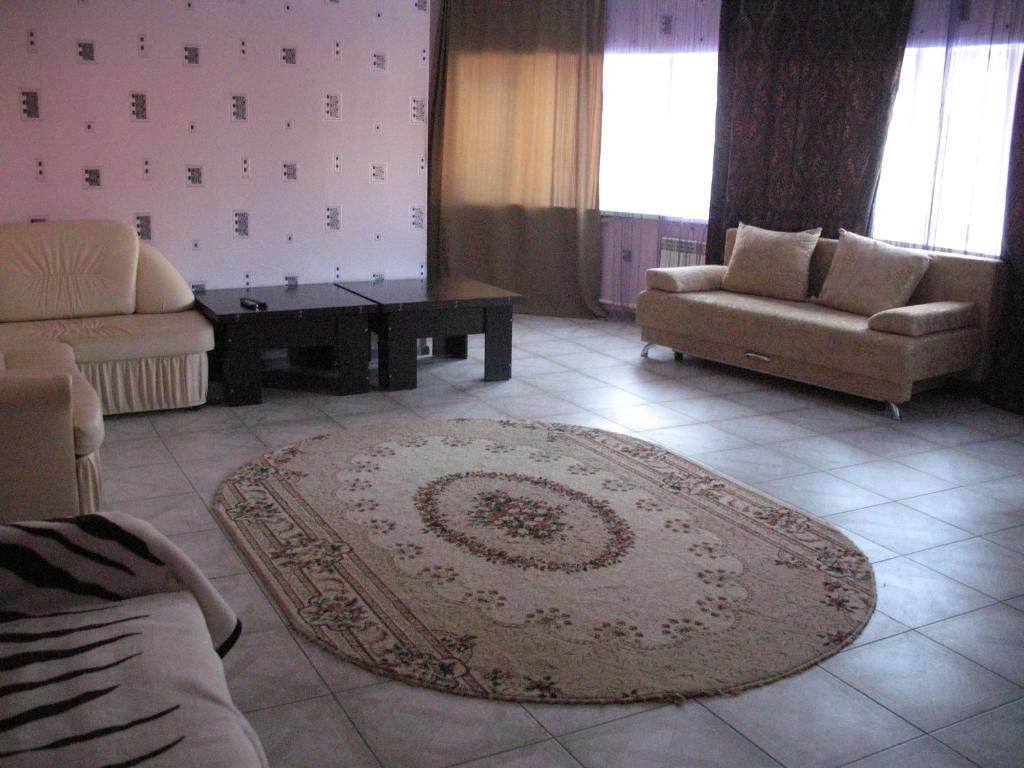 Гостиная зона в Aragvi