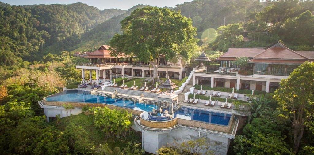 A view of the pool at Pimalai Resort & Spa or nearby