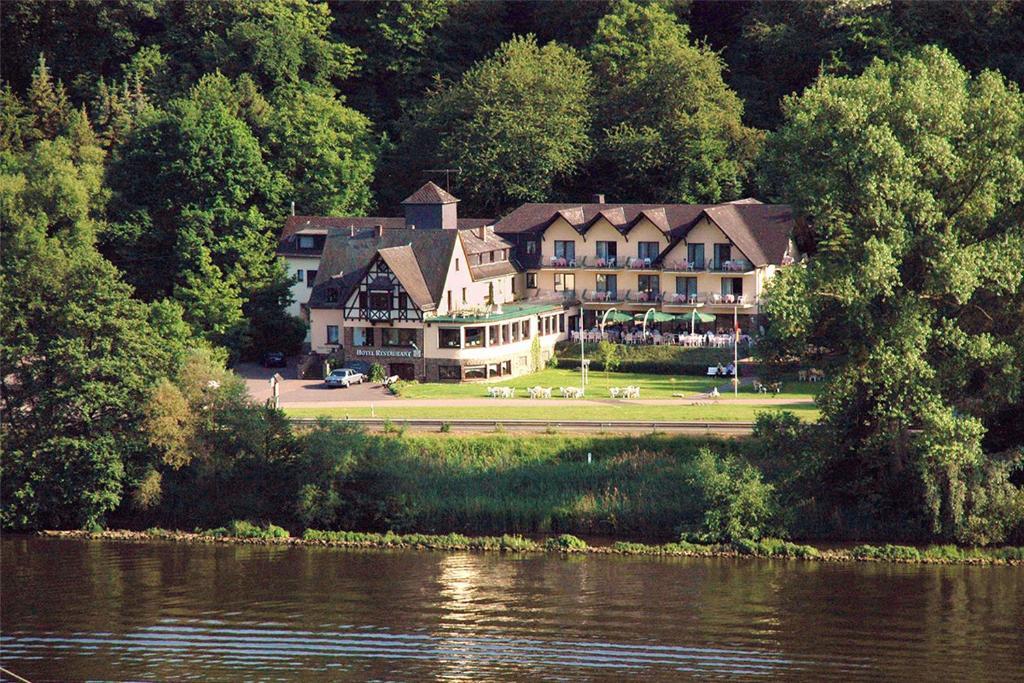A bird's-eye view of Hotel-Restaurant Peifer