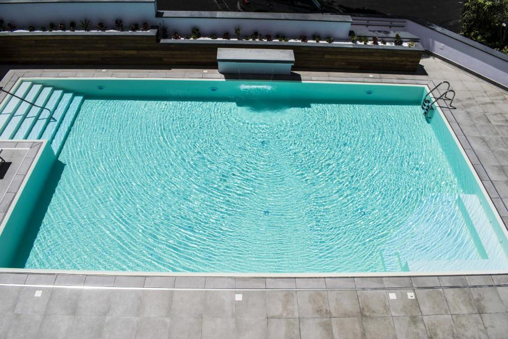 The swimming pool at or close to Hotel Baia