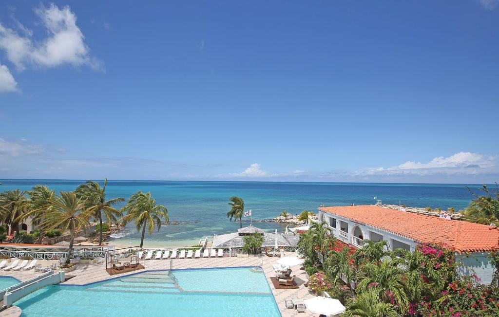 A view of the pool at Ocean Point Resort & Spa Adults Only or nearby