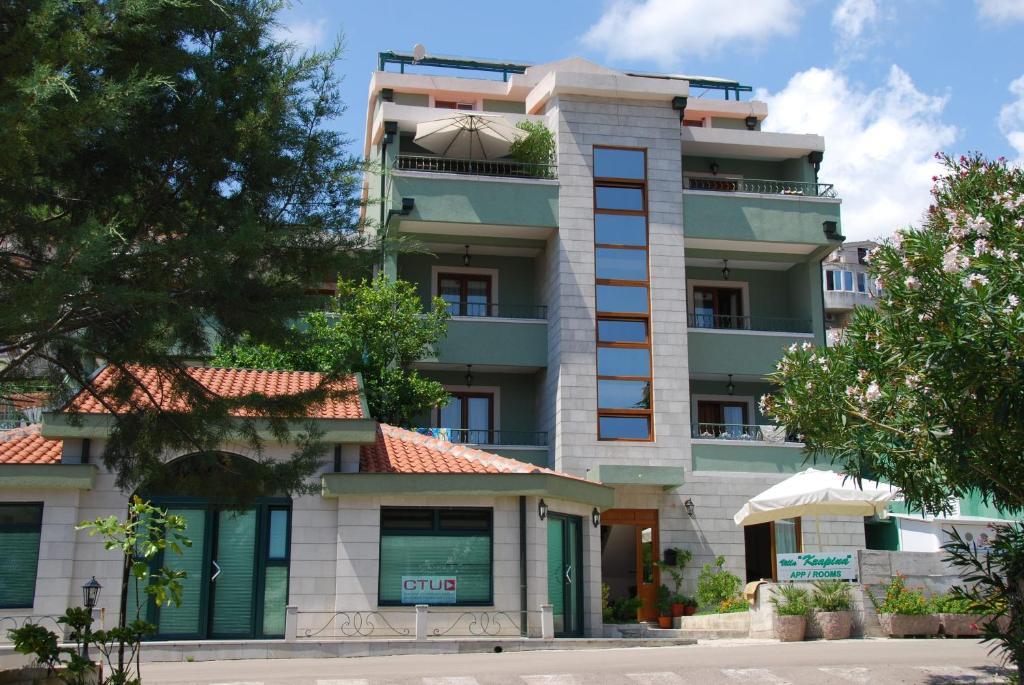 Апартаменты krapina 3* недвижимость на курортах турции