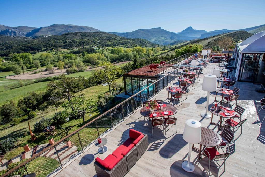 Hotel & Spa des Gorges du Verdon - Chateaux et Hotels Collection La Palud sur Verdon, France