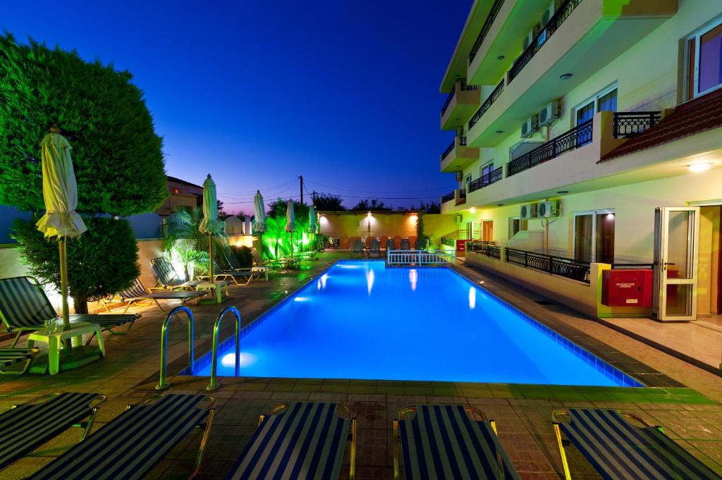 The swimming pool at or near Alea Hotel Apartments