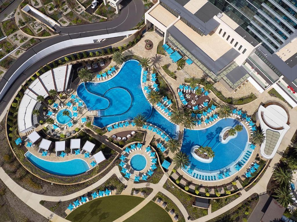 crown towers hotel casino