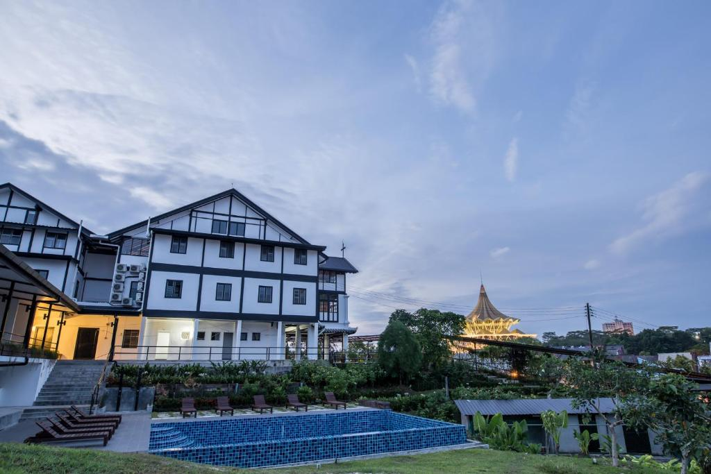 The Marian Boutique Lodging House Kuching Harga 2020 Terbaru