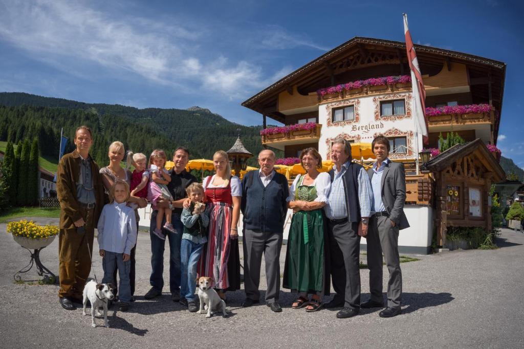 Hotel Bergland Lermoos, Austria