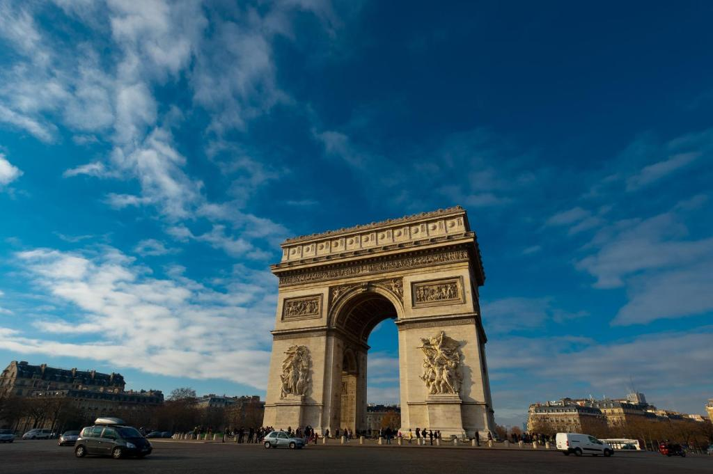 Marmotel Etoile Paris, France