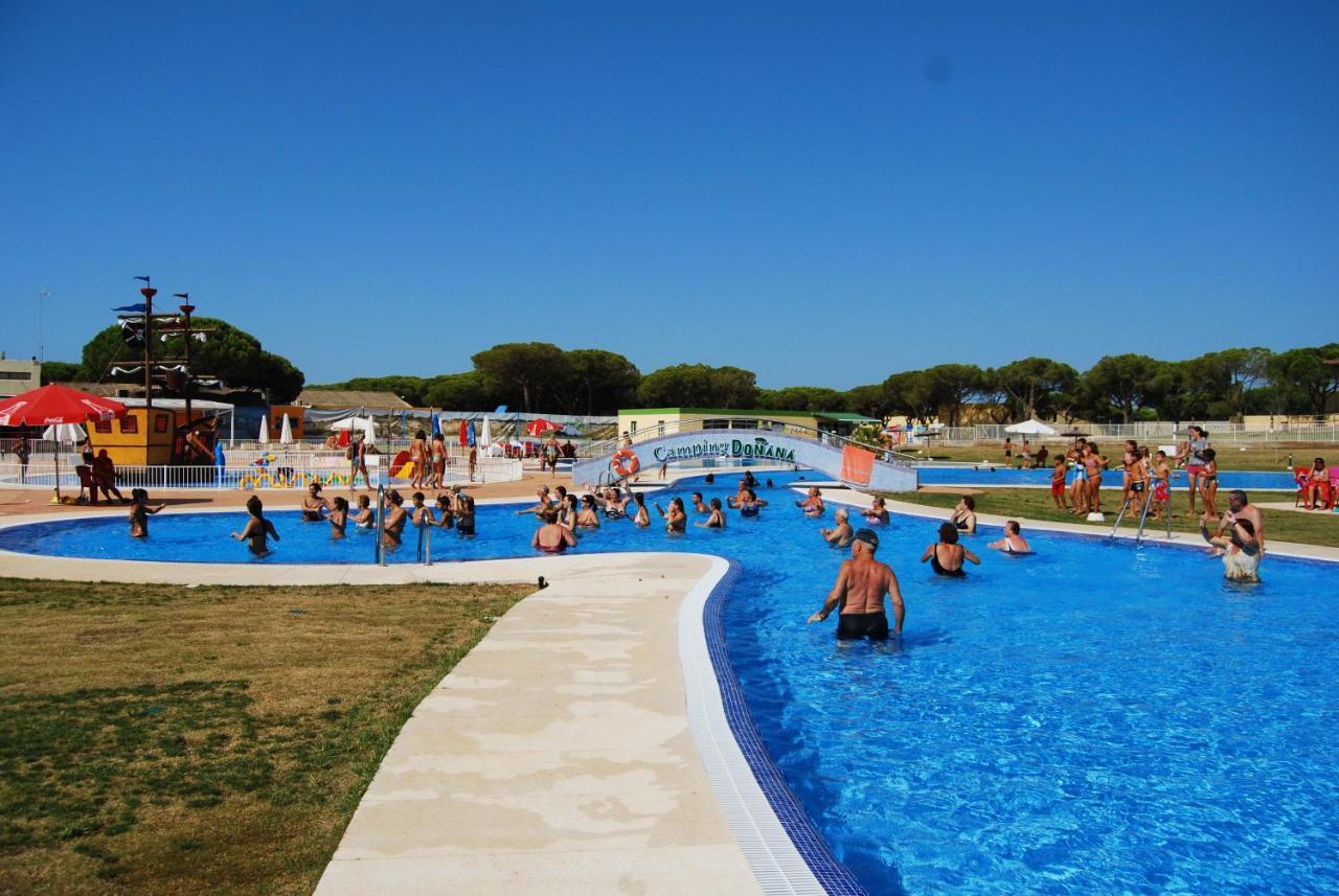 Camping Donana Playa Mazagon Spain Booking Com