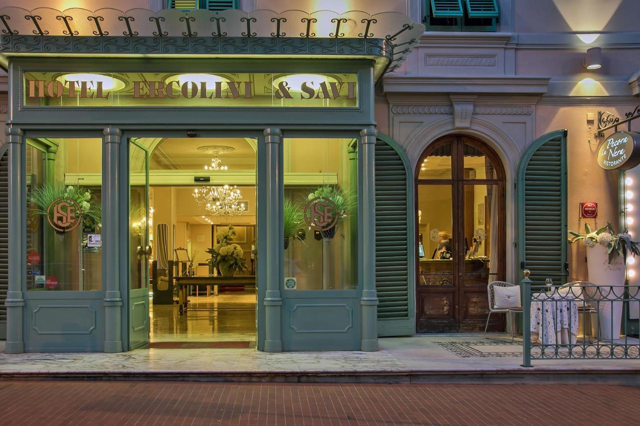 Hotel Ercolini & Savi, Montecatini Terme – Updated 2020 Prices