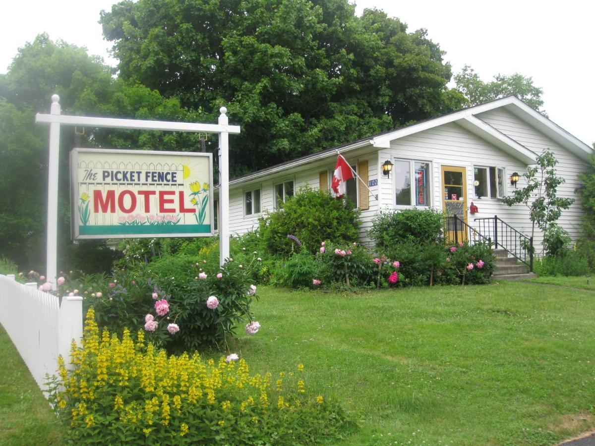 Мотель  Picket Fence Motel