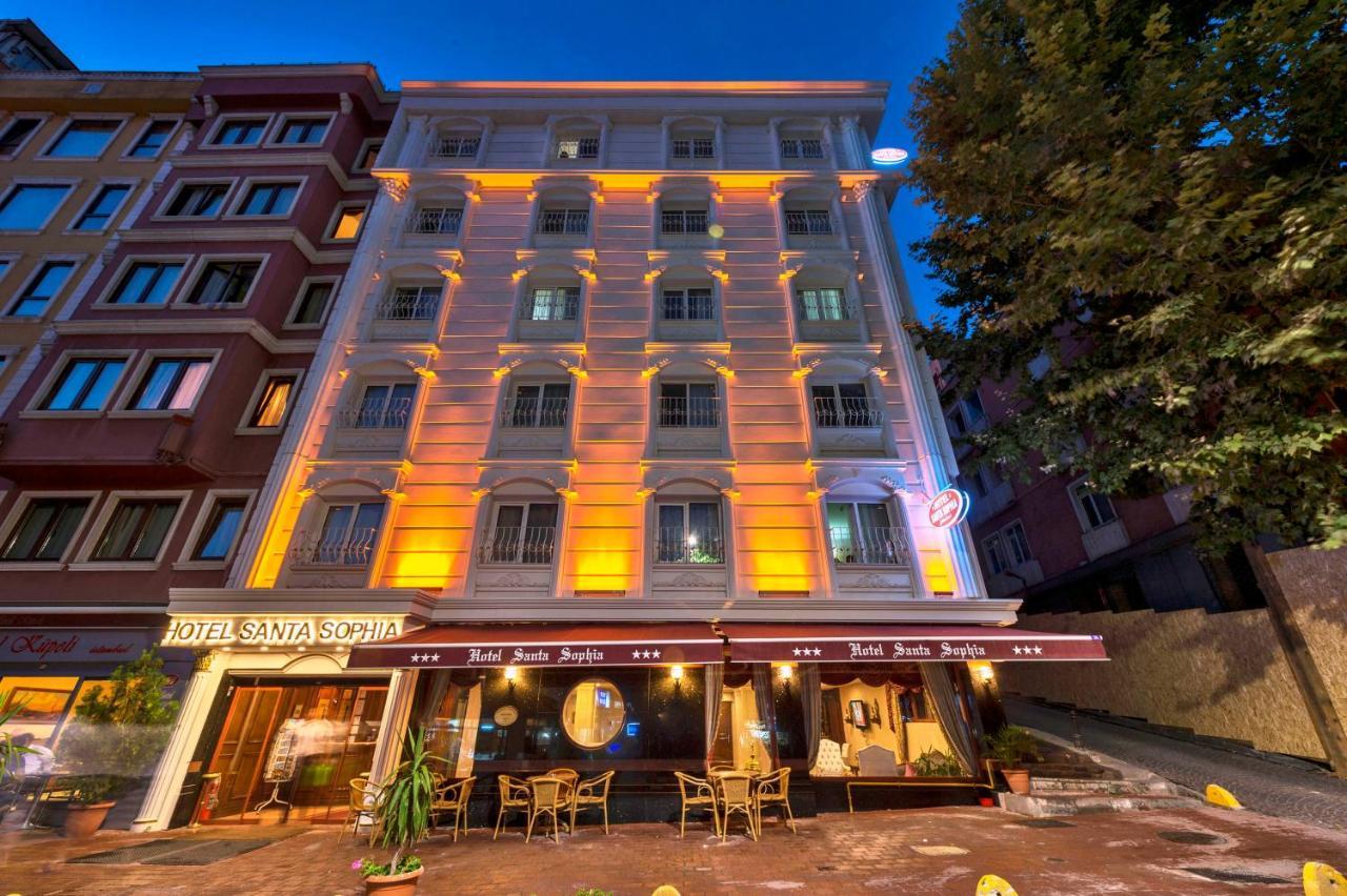Отель  Santa Sophia Hotel