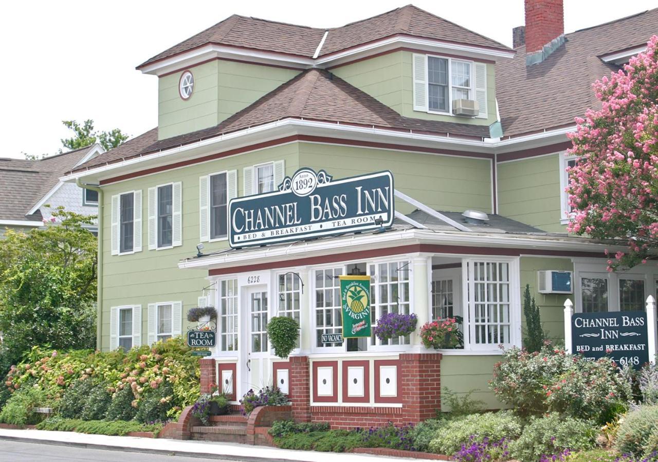 Отель типа «постель и завтрак»  Отель типа «постель и завтрак»  Channel Bass Inn