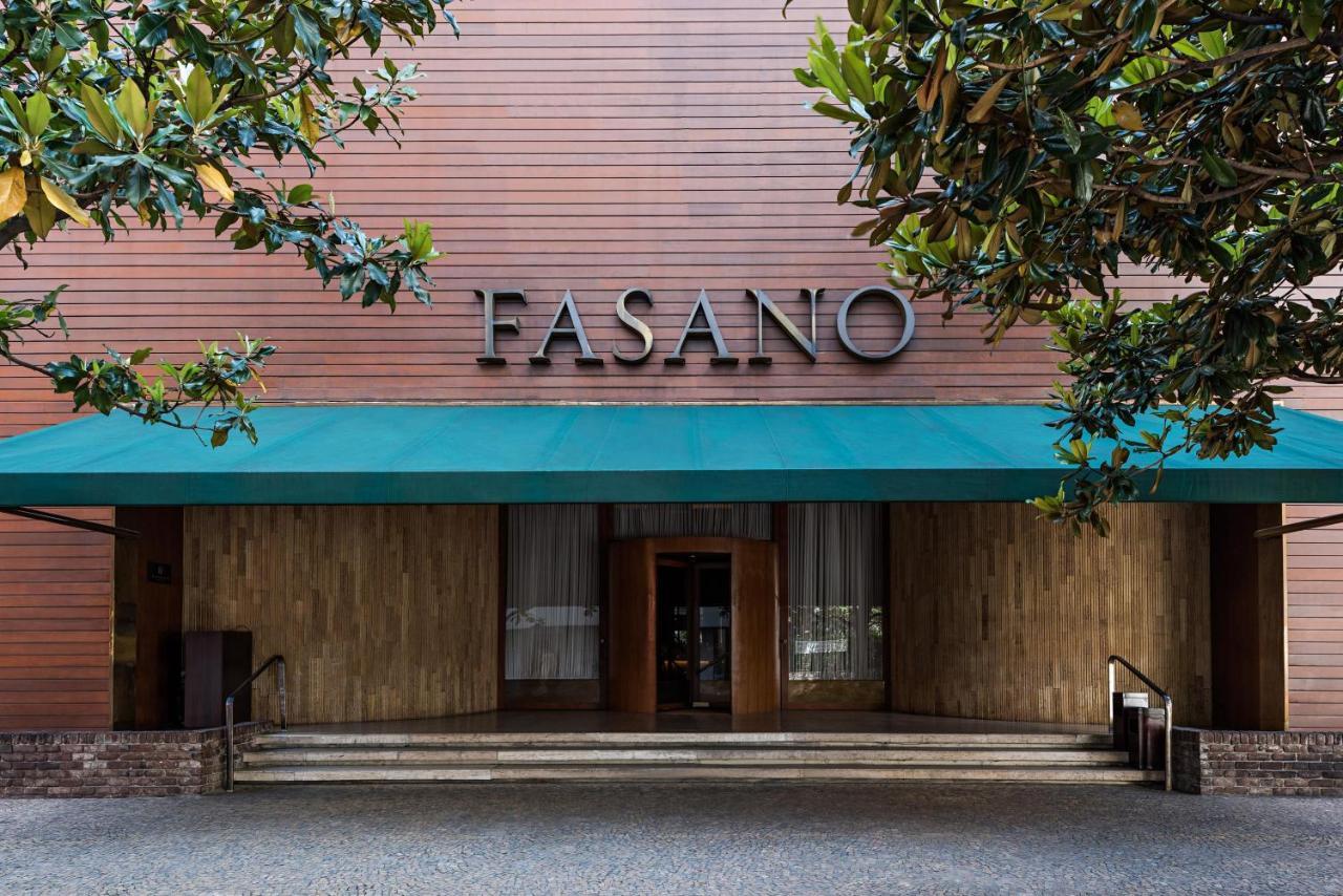 Fachada Hotel Fasano