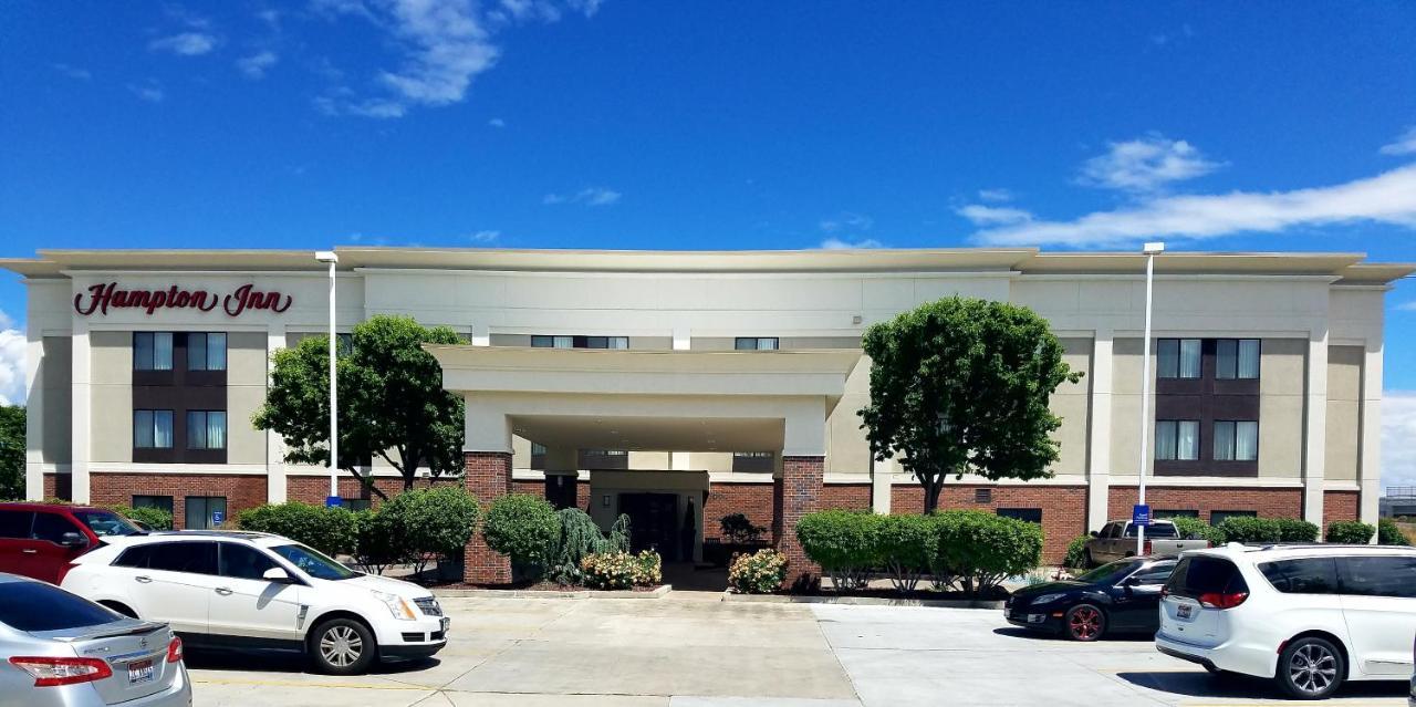 Отель  Отель  Hampton Inn Boise - Airport