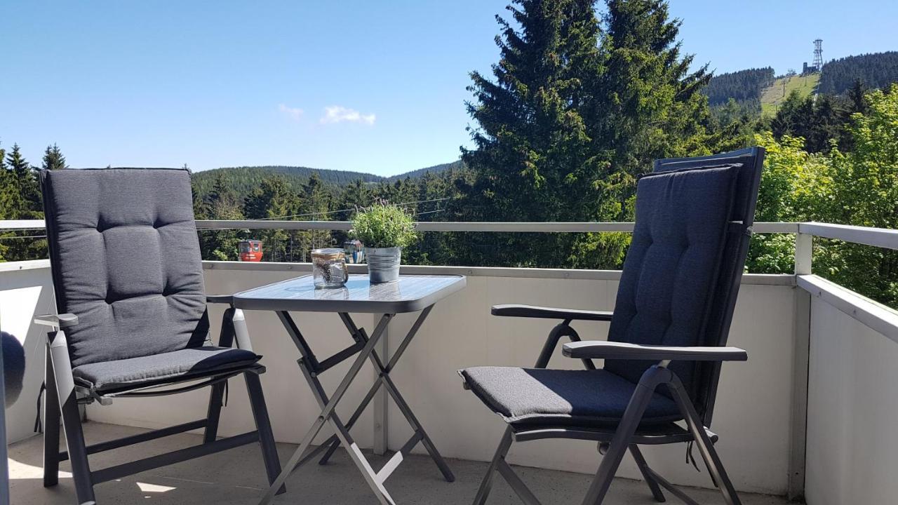 Апартаменты/квартира  Ferienwohnung Singer Am Erlebnisbocksberg  - отзывы Booking