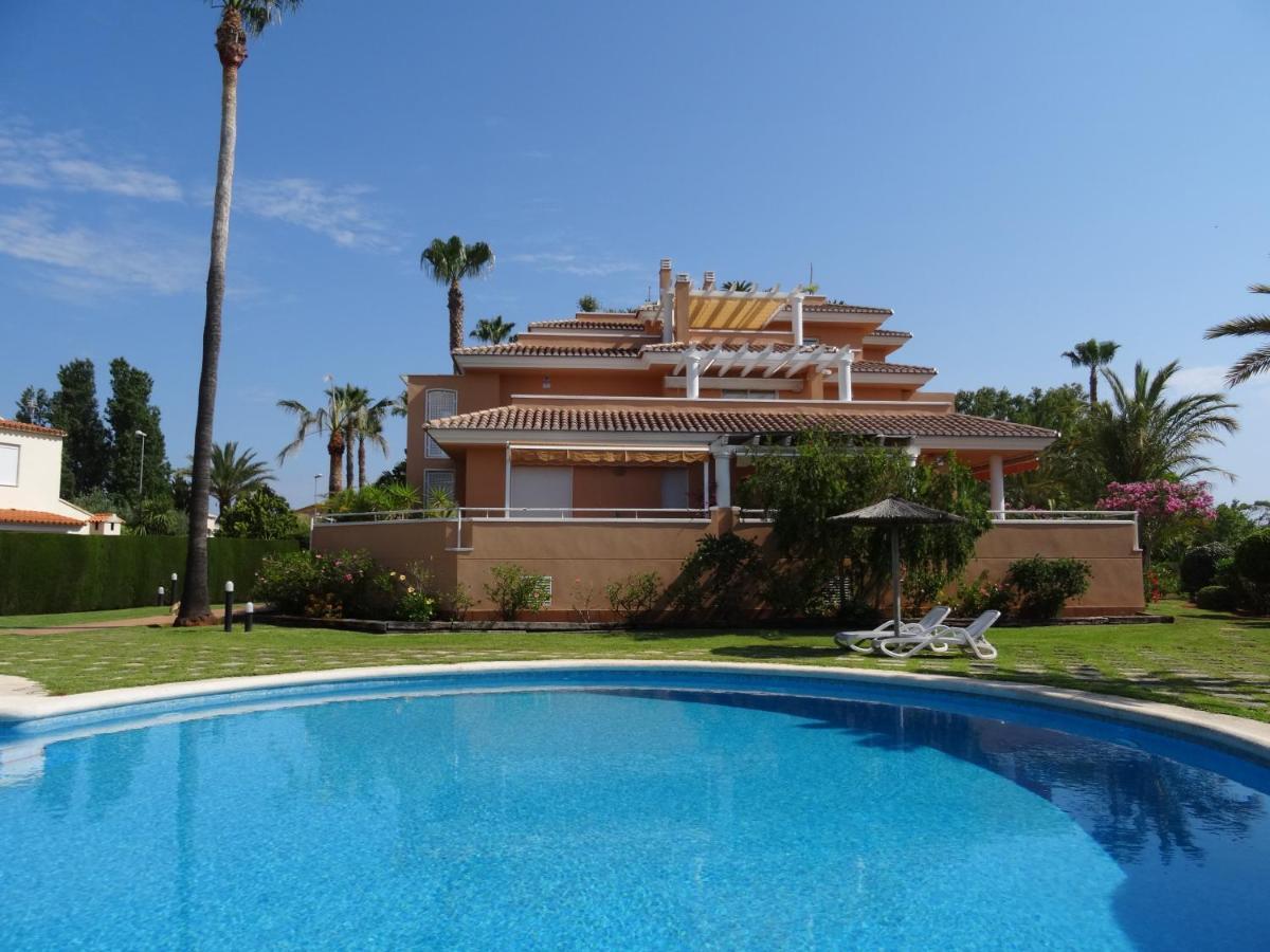 Апартаменты/квартира Penthouse Oliva Nova Golf & Beach - отзывы Booking