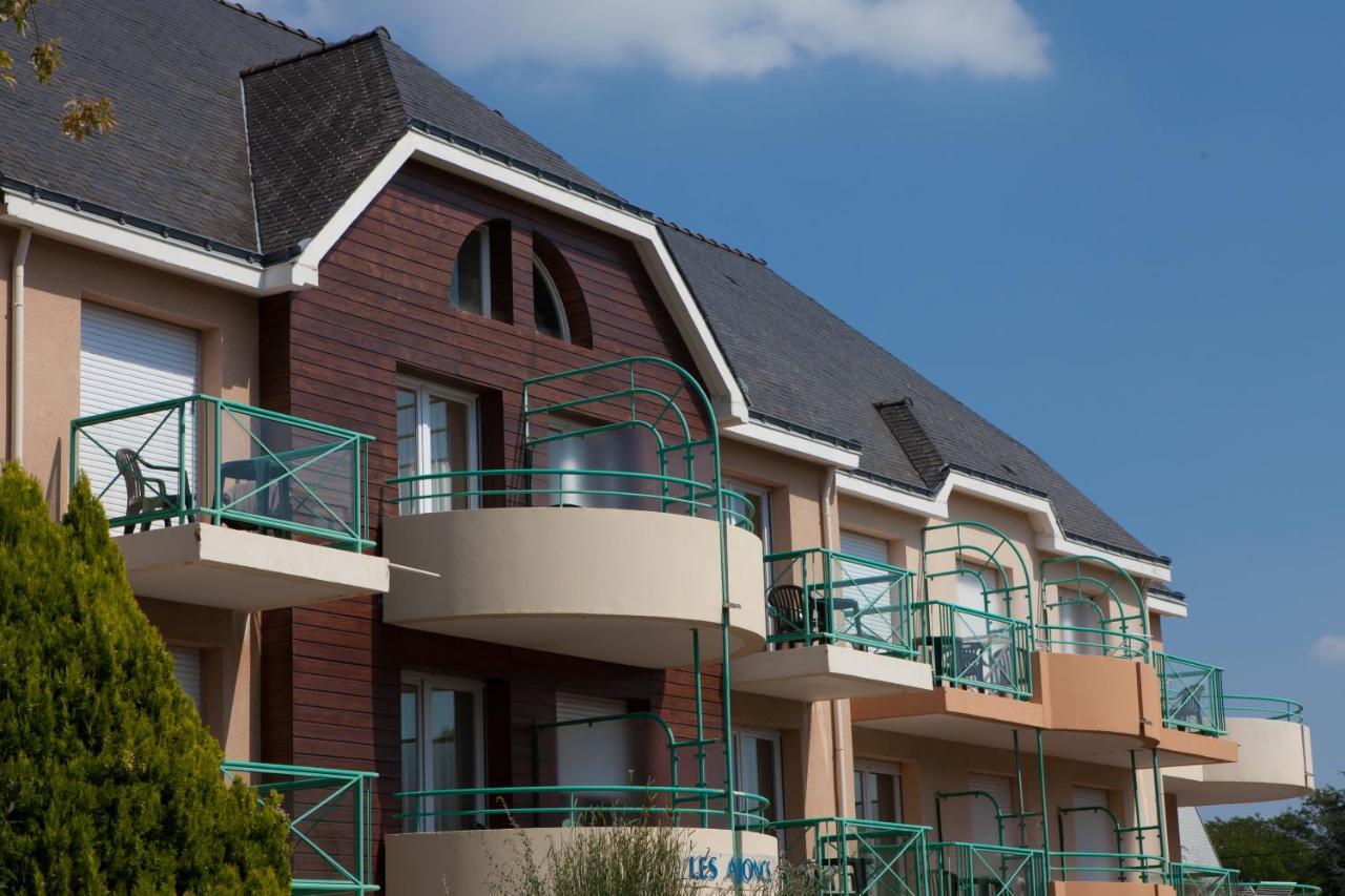 Комплекс для отдыха  Azureva Pornichet Baie de La Baule  - отзывы Booking