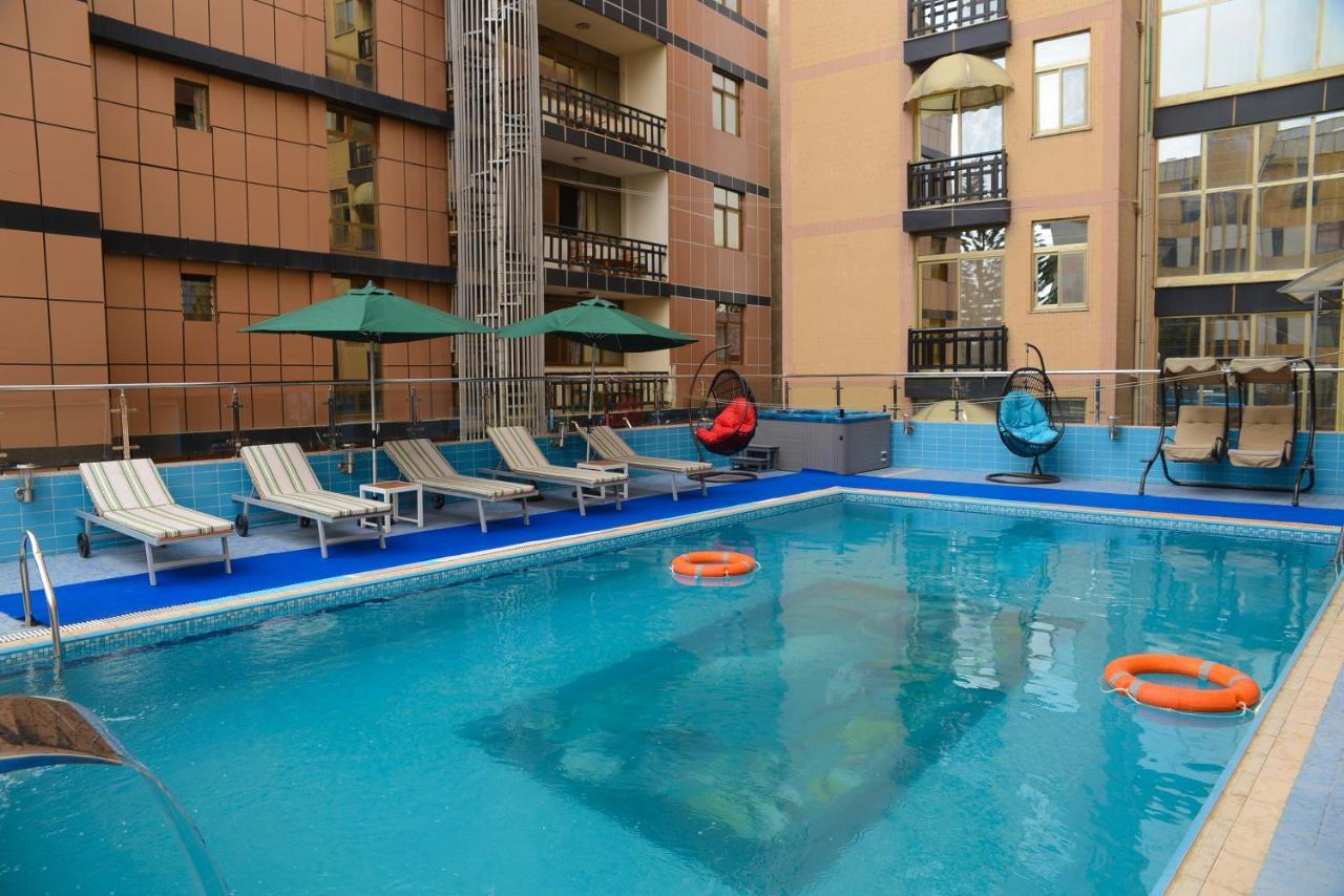 Апарт-отель  Emmad Apartment Hotel