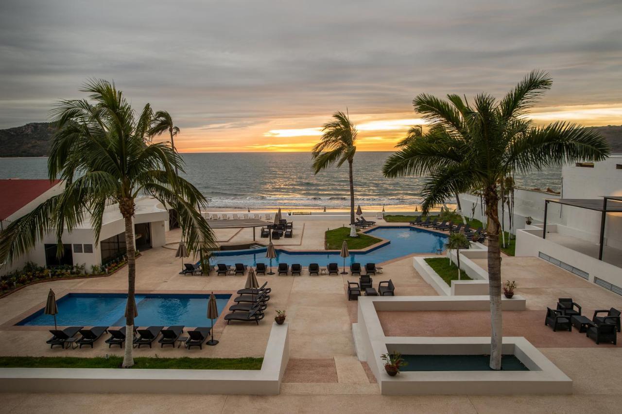 Ocean View Beach Hotel Zona Dorada